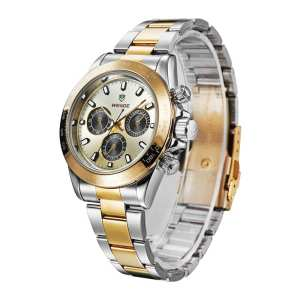 Weide McGee stainless steel watch