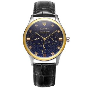 Yazole Alpha Unisex dress watch