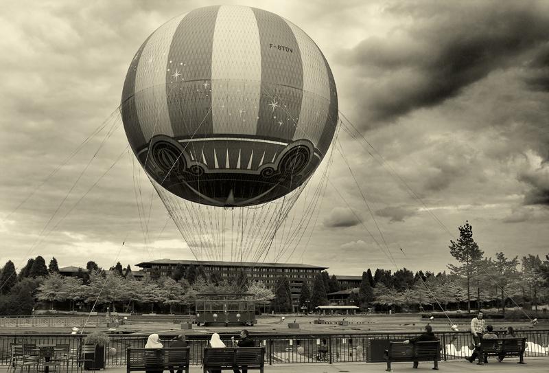 #Violetaenlahistoria: Un día como hoy se realizó el primer vuelo de un globo aerostático en Latinoamérica