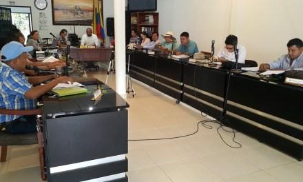 Clausuró periodo de sesiones extraordinarias en concejo de Paz de Ariporo