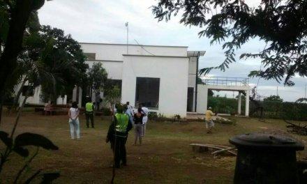 Autoridades detonaron granada de fragmentación hallada en una vivienda de Yopal