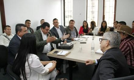 César Gaviria se reunió con alcaldes de Casanare quienes se suman al Sí a La Paz