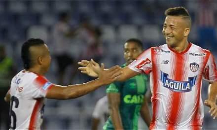 Junior venció 1-0 a Chapecoense en la Copa Suramericana