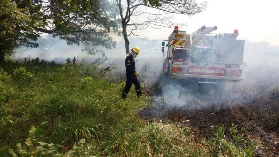 Sigue alerta roja por probabilidad de incendios en Casanare