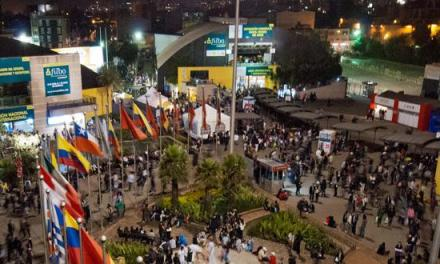 La Feria Internacional del Libro de Bogotá, 25 de abril hasta el 8 de mayo