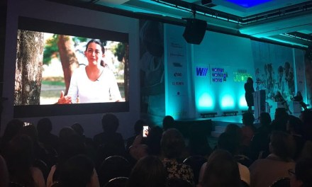 Tres casanareñas fueron destacadas en el Foro Women Working for the World 2017
