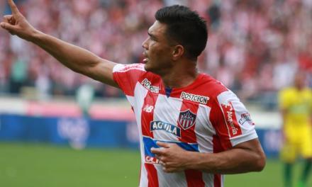 Teo Gutiérrez, sancionado dos semanas y multa de $44 millones