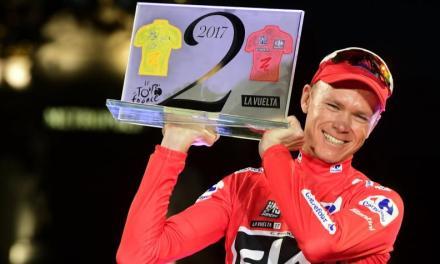 Froome ganó la Vuelta y saldó una deuda pendiente