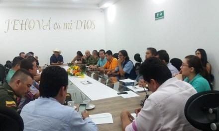 En Casanare, todo listo para las elecciones presidenciales.