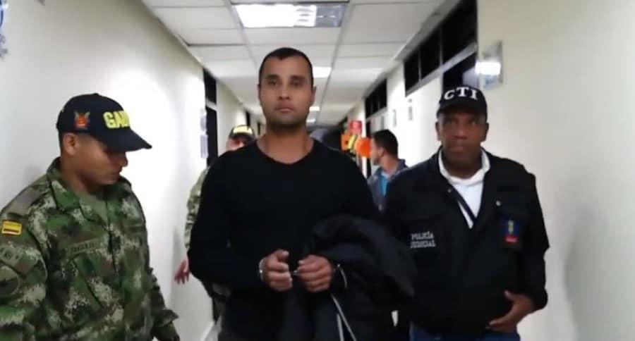 Edwin Alexánder Bernal, soldado profesional | CTI de la Fiscalía