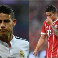 Las cinco estrellas del Real Madrid que se opusieron al regreso de James