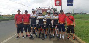 Selección de Ciclismo de Casanare.
