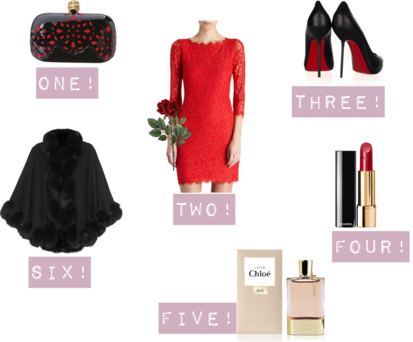 Outfit Valentines Day