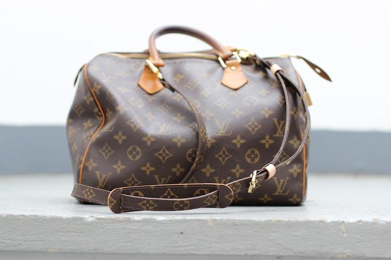 New In: Louis Vuitton Monogram Schulterriemen