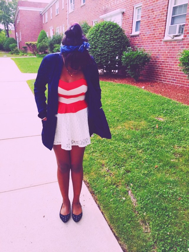 Red White & Striped: 4th of July Style 1