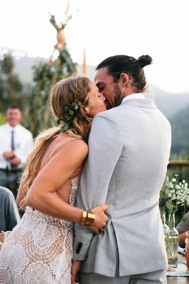 Weddings: Stylish Couples 5