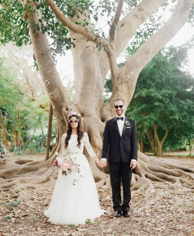 Weddings: Stylish Couples 6
