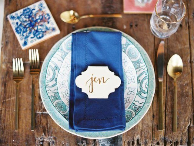 Weddings: A Killer Tablescape 5