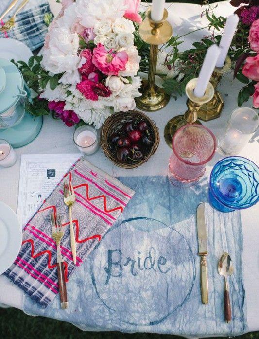 Weddings: A Killer Tablescape