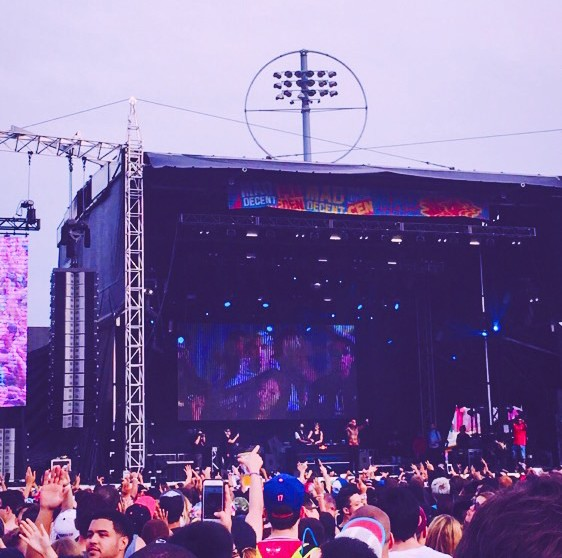 Ear Bliss: Mad Decent Block Party 2