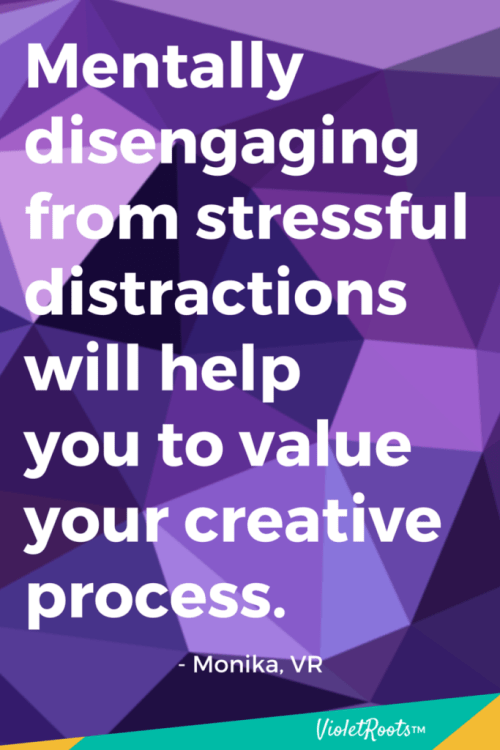 Should You Value Your Creative Process More? - Learn to value your creative process and discover how you can bring immediate satisfaction and long-term transformation into your creative lifestyle.