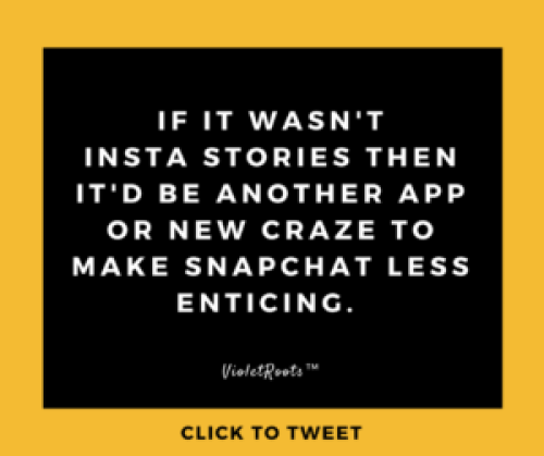 What Instagram Stories Taught Me About the Internet (+ Pros & Cons) - Does the release of Instagram Stories mean that Snapchat is dead? Find out what you can learn from Instagram's newest update as well as the pros and cons!