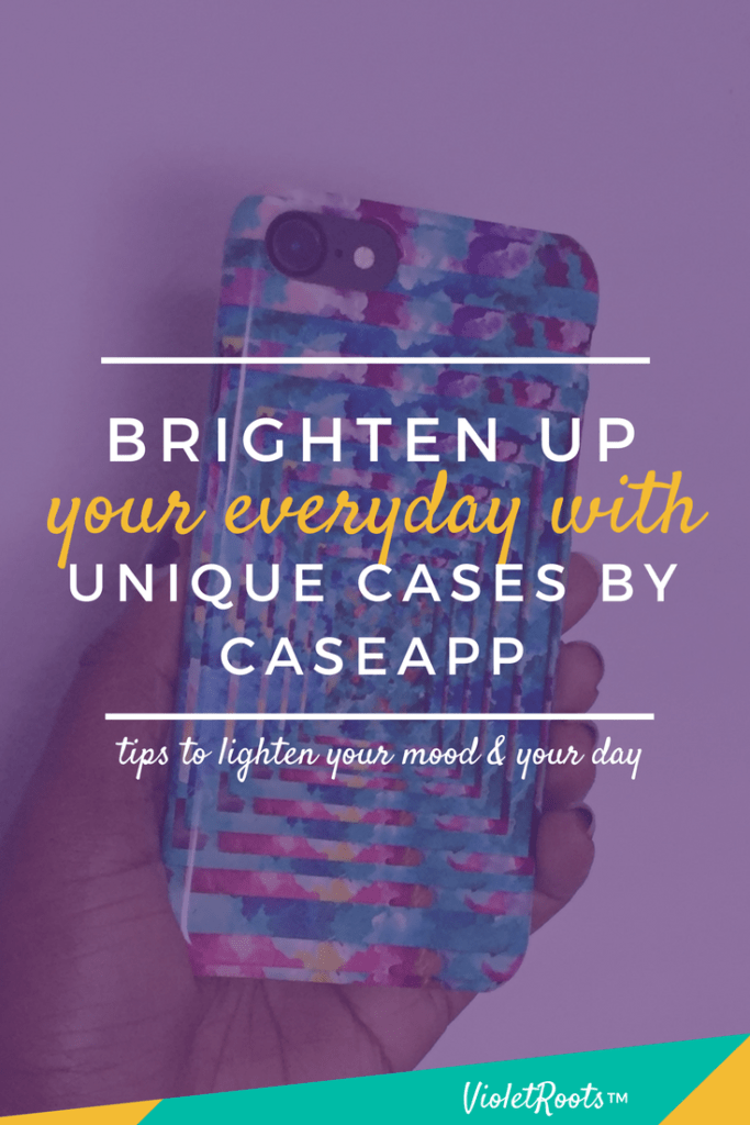 Brighten up Your Everyday with Unique Cases by CaseApp - Brighten up your everyday life with small special gestures that make a big difference! Create custom mobile cases by CaseApp and add color to your life!