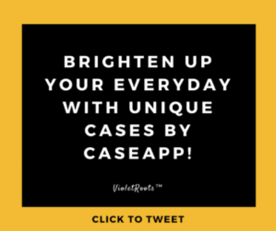 Brighten up Your Everyday with Unique Cases by CaseApp
