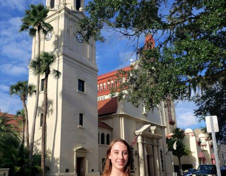 Cathedral Basilica of St. Augustine, FL
