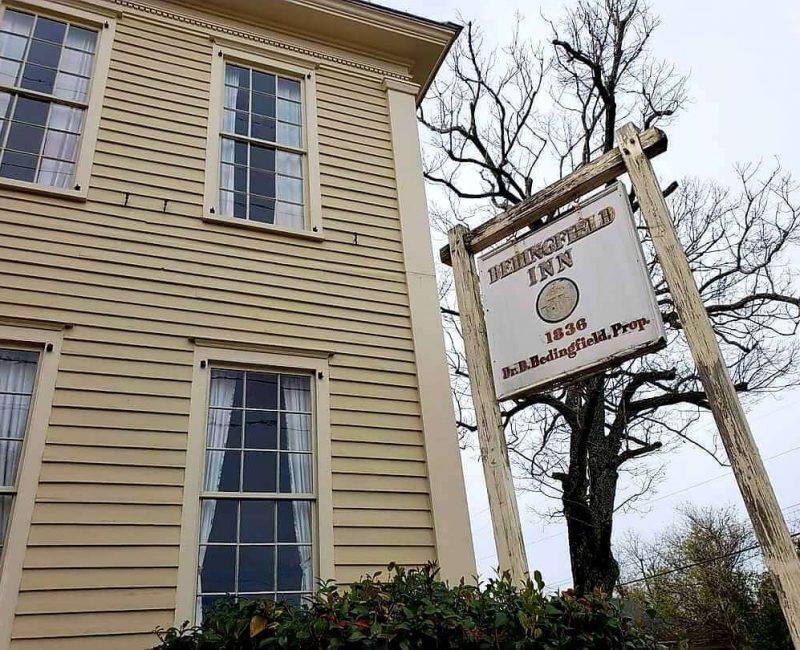 Bedingfield Inn, Lumpkin, Georgia