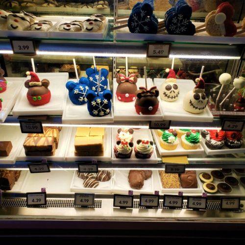 Food at Disney Springs, Lake Buena Vista, Florida