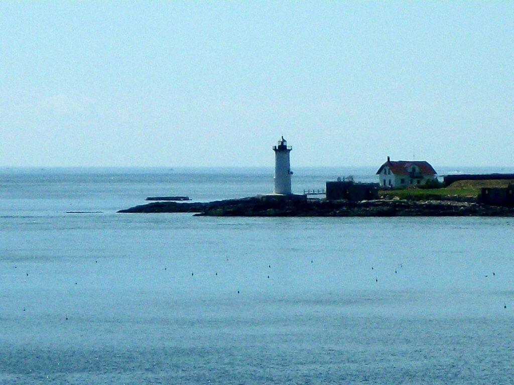 Portsmouth Harbor Lighthouse, New Castle, New Hampshire