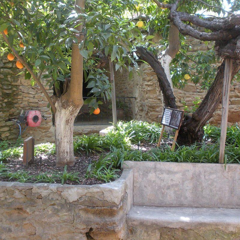 Forestiere Underground Gardens, Fresno, California (Photo Credit: Wikipedia)