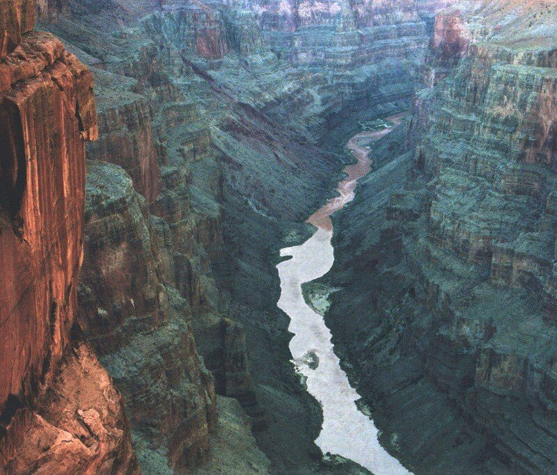 Grand Canyon National Park, Arizona (Photo Credit: Wikipedia)