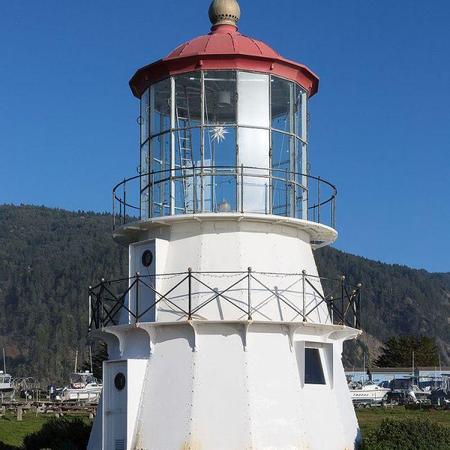 Cape Mendocino Light, Shelter Cove, California (Photo Credit: Wikipedia)