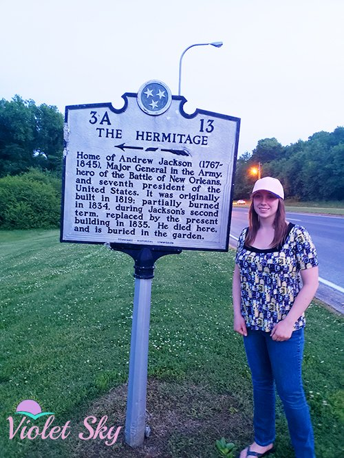 The Hermitage, Nashville, Tennessee (Photo Credit: Violet Sky)