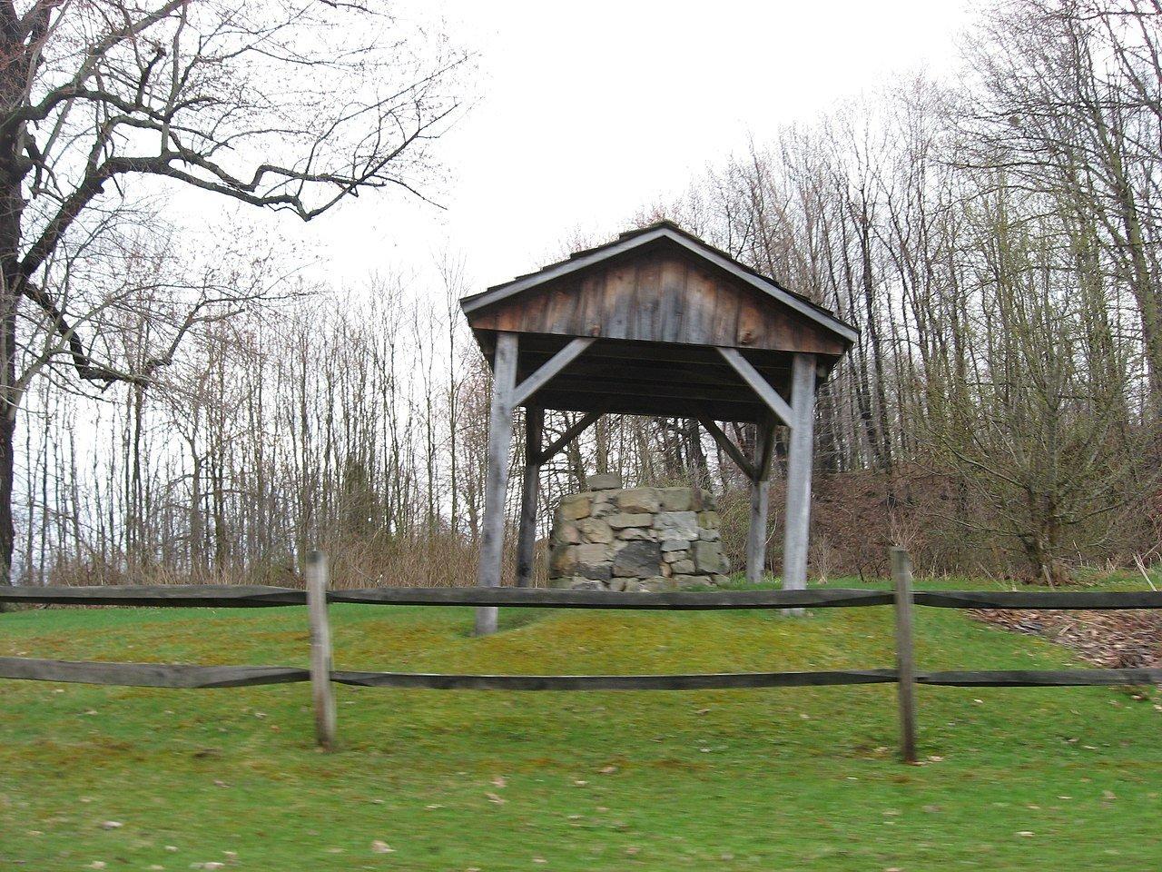 William H. McGuffey Boyhood Home Site, Mahoning County, Ohio (Photo Credit: Wikipedia)