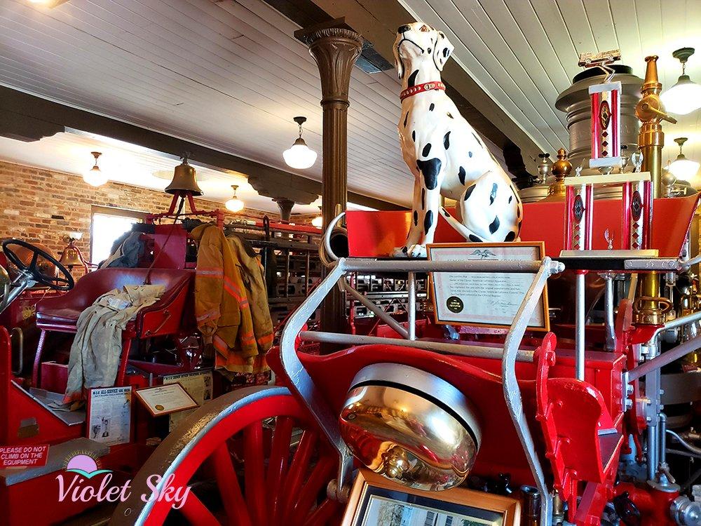 Phoenix Fire Museum, Mobile, Alabama (Photo Credit: Violet Sky)