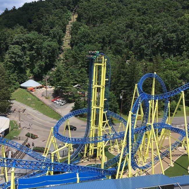 Knoebels Amusement Resort, Elysburg, Pennsylvania (Photo Credit: Wikipedia)