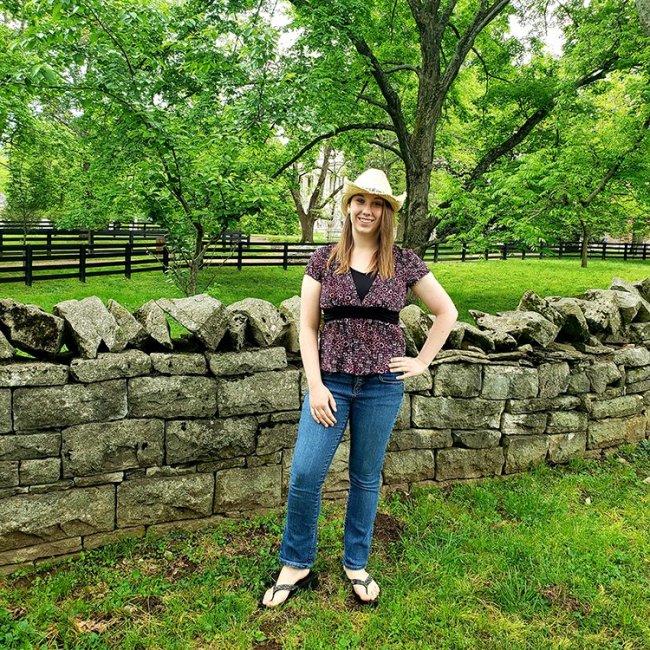 Violet Sky at Belle Meade Plantation, Nashville, Tennessee (Photo Credit: Violet Sky)