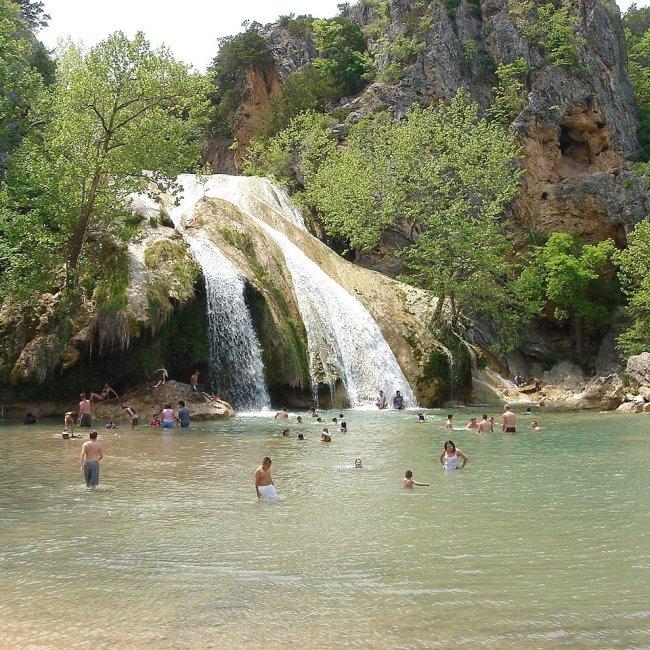Turner Falls, Oklahoma (Photo Credit: Wikipedia)