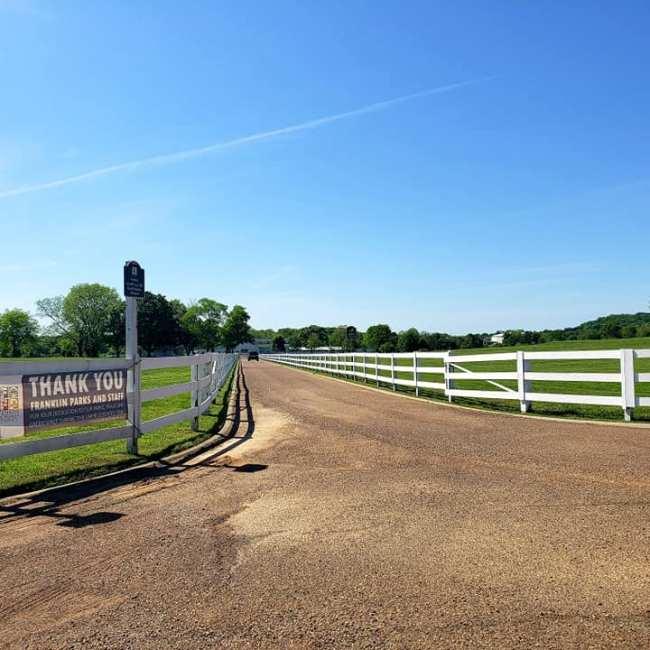 Harlinsdale Farm, Franklin, Tennessee (Photo Credit: Violet Sky)