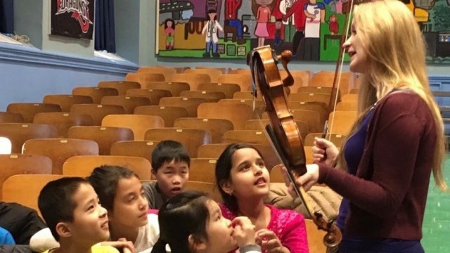 MusicAlly: a new platform for online violin lessons