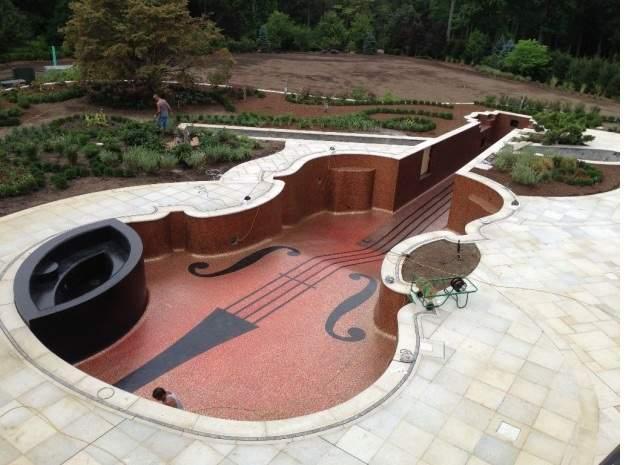 Stradivarius na Piscina