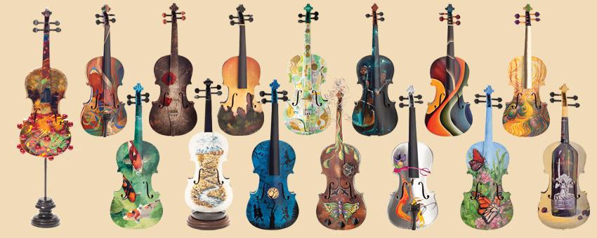 Violinos | Marcas Modelos Valores