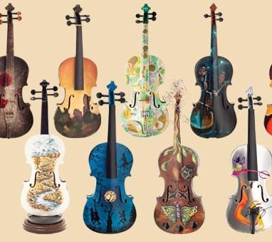 Violinos | Diferentes modelos e qualidades