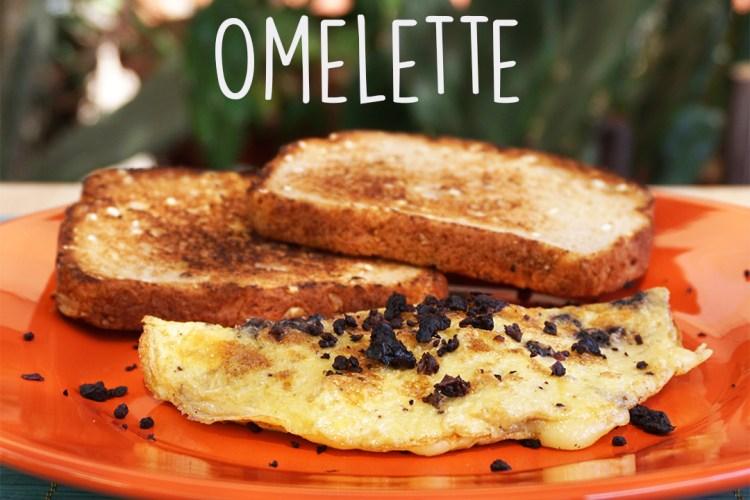 Omelette de queso violive