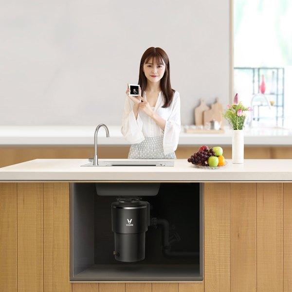 Bộ Xử Lý Chất Thải Nhà Bếp Viomi 1290ml