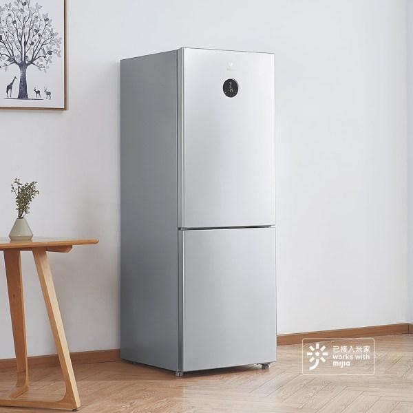 Tủ Lạnh Đôi Viomi Internet 272L Bạc