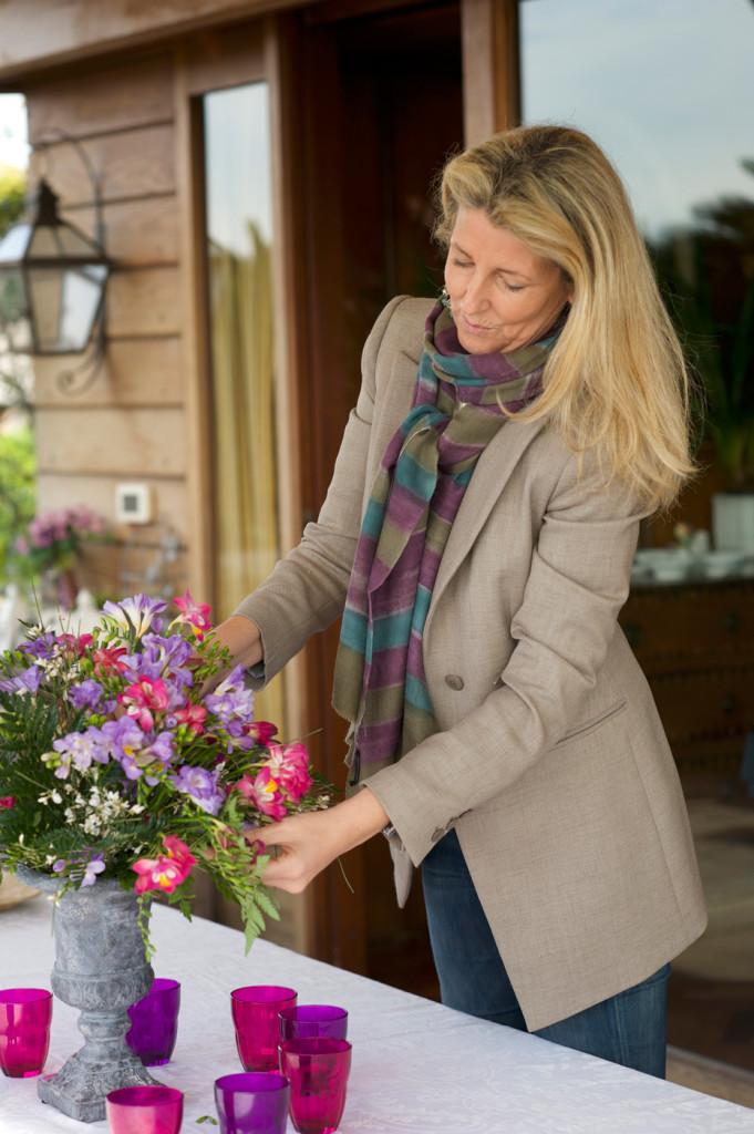 Flower Bouquets Vios Cooking Violante Guerrieri Gonzaga